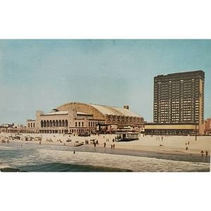 Holiday Inn and Convention Hall Atlantic City NJ